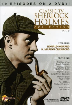 Sherlock Homes: Vol. 2 (DVD)