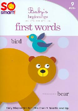 Baby's Beginnings: First Words (DVD)