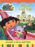 Dora The Explorer: City Of Lost Toys (DVD)