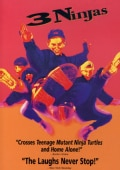 3 Ninjas (DVD)