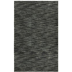 Hand-tufted Mixed Grey Abrash Wool Rug (8' x 10')
