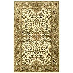 Hand-tufted Regal Wool Rug (8' x 11')