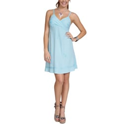 Light Turquoise Mini Dress (Indonesia)