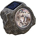 Tricod Stone-shaped Solar Spotlight