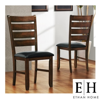 ETHAN HOME Camden Arts and Crafts Side Chairs (Set of 2)