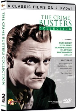 The Crime Busters Collection (DVD)