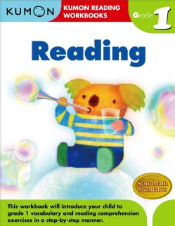 Kumon, Reading: Grade 1 (Paperback)