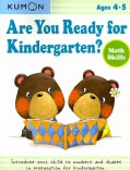 Are You Ready for Kindergarten?: Math Skills, Ages 4-5 (Paperback)
