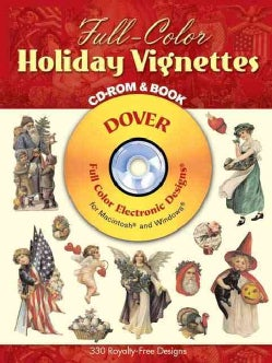Full-Color Holiday Vignettes