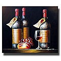 'Brunello di Montalcino' Canvas Art