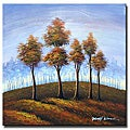 'Lonely Forest' Canvas Art