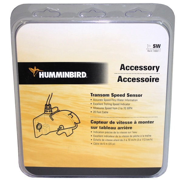 HUMMINBIRD 7300211 Speed Sensor