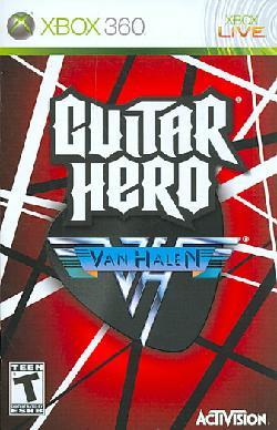 Xbox 360 - Guitar Hero: Van Halen