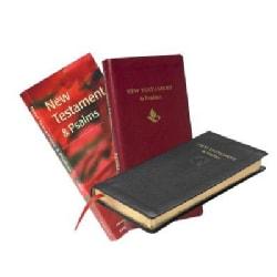 New Testament and Psalms: New Revised Standard Version, Slimline, Nr010:np (Paperback)
