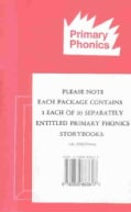Primary Phonics Set 1 (Paperback)