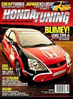 Honda Tuning, 9 issues for 1 year(s)