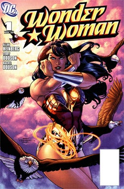 Wonder Woman, 12 issues for 1 year(s)