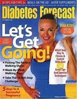 Diabetes Forecast, 12 issues for 1 year(s)