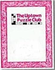 The Uptown Puzzle Club, 12 issues for 1 year(s)