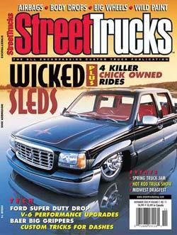 Street Trucks, 12 issues for 1 year(s)