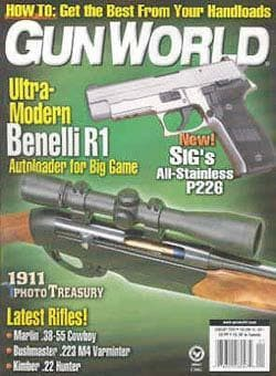 Gun World, 12 issues for 1 year(s)