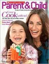 Scholastic Parent & Child, 8 issues for 1 year(s)