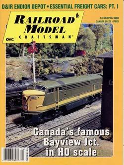 Railroad Model Craftsman, 12 issues for 1 year(s)