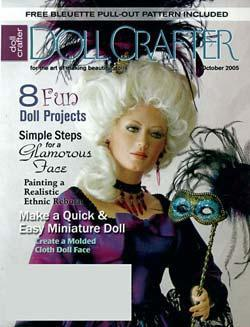 Doll Crafter & Costuming, 12 issues for 1 year(s)