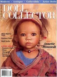 Contemporary Doll Collector, 6 issues for 1 year(s)