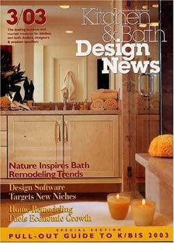 Kitchen & Bath Design News, 12 issues for 1 year(s)