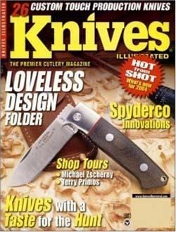 Knives Illustrated, 6 issues for 1 year(s)