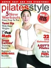 Pilates Style, 6 issues for 1 year(s)