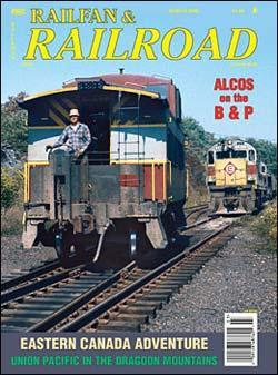 Railfan & Railroad, 12 issues for 1 year(s)
