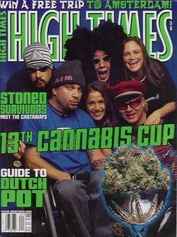 High Times, 12 issues for 1 year(s)