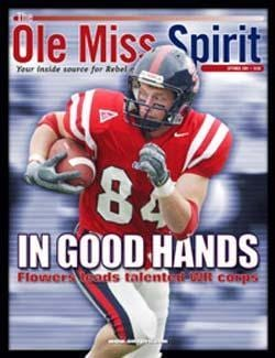 Ole Miss Spirit, 10 issues for 1 year(s)