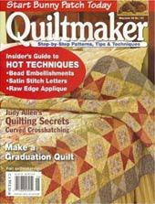 Quiltmaker, 6 issues for 1 year(s)