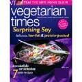 Vegetarian Times, 9 issues for 1 year(s)