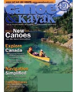 Canoe & Kayak, 6 issues for 1 year(s)