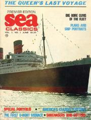 Sea Classics, 12 issues for 1 year(s)