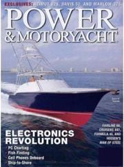 Power & Motor Yacht, 12 issues for 1 year(s)