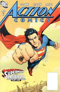 Action Comics Superman, 12 issues for 1 year(s)