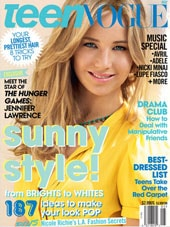 Teen Vogue, 10 issues for 1 year(s)