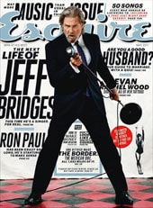 Esquire, 12 issues for 1 year(s)
