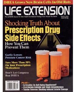 Life Extension, 12 issues for 1 year(s)