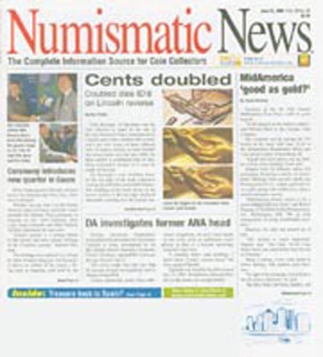 Numismatic News, 52 issues for 1 year(s)