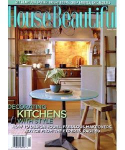 House Beautiful, 10 issues for 1 year(s)