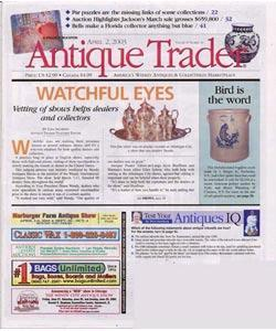 Antique Trader Weekly, 40 issues for 1 year(s)