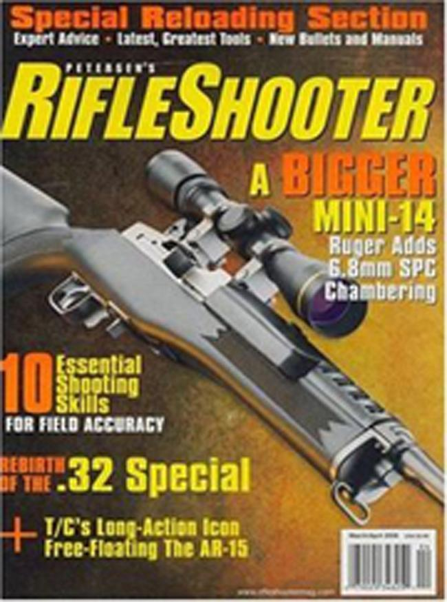 Rifleshooter, 6 issues for 1 year(s)