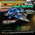 Dirt Rider, 12 issues for 1 year(s)