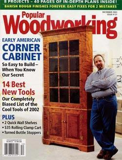 Popular Woodworking, 7 issues for 1 year(s)